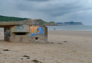 Pill Box Cayton Bay
